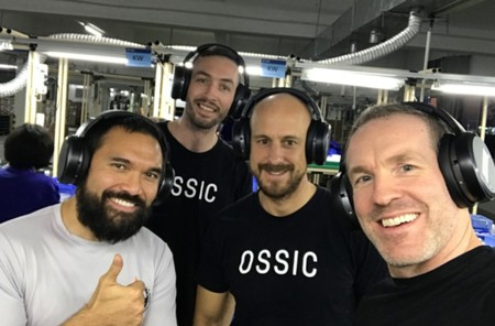 Ossic X Team