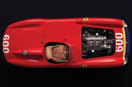 Ferrari 290 MM de Juan Manuel Fangio