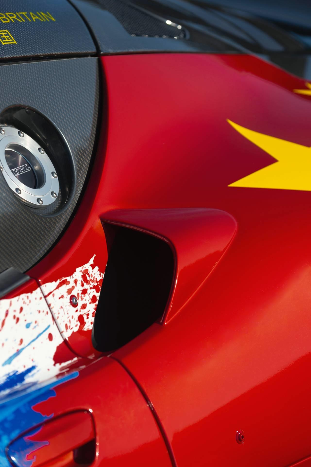 Foto de Lotus Evora GT4 Concept (15/27)