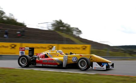 Antonio Giovinazzi F3 Nürburgring