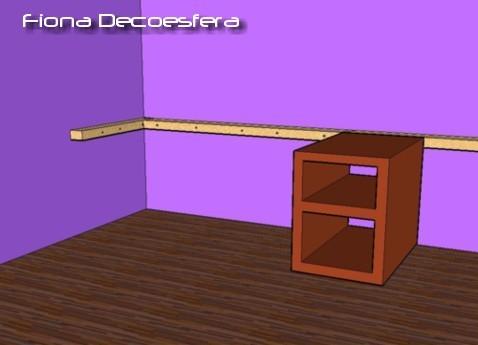 Foto de Hazlo tú mismo: un escritorio con una encimera de cocina (9/14)