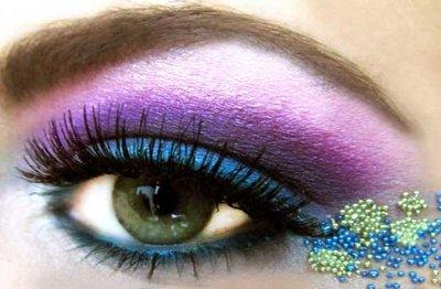 Sábado de carnaval: ¿cómo te maquillaste ayer?