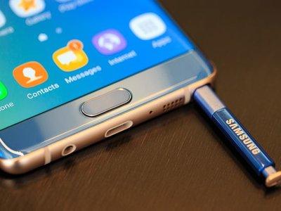 El problema del Samsung Galaxy Note 7 fue causado por el tamaño de la batería, según WSJ