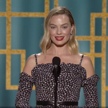 Margot Robbie se convierte en una de las favoritas de los Globos de Oro 2021 gracias a su vestido Chanel