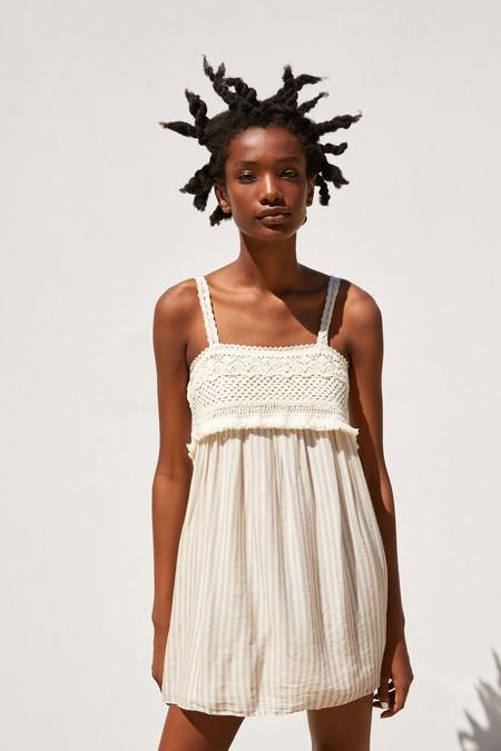 Zara Vestido Verano 2019 07