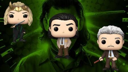 'Loki': Ya puedes comprar en Amazon los Funko de Sylvie, Loki y más