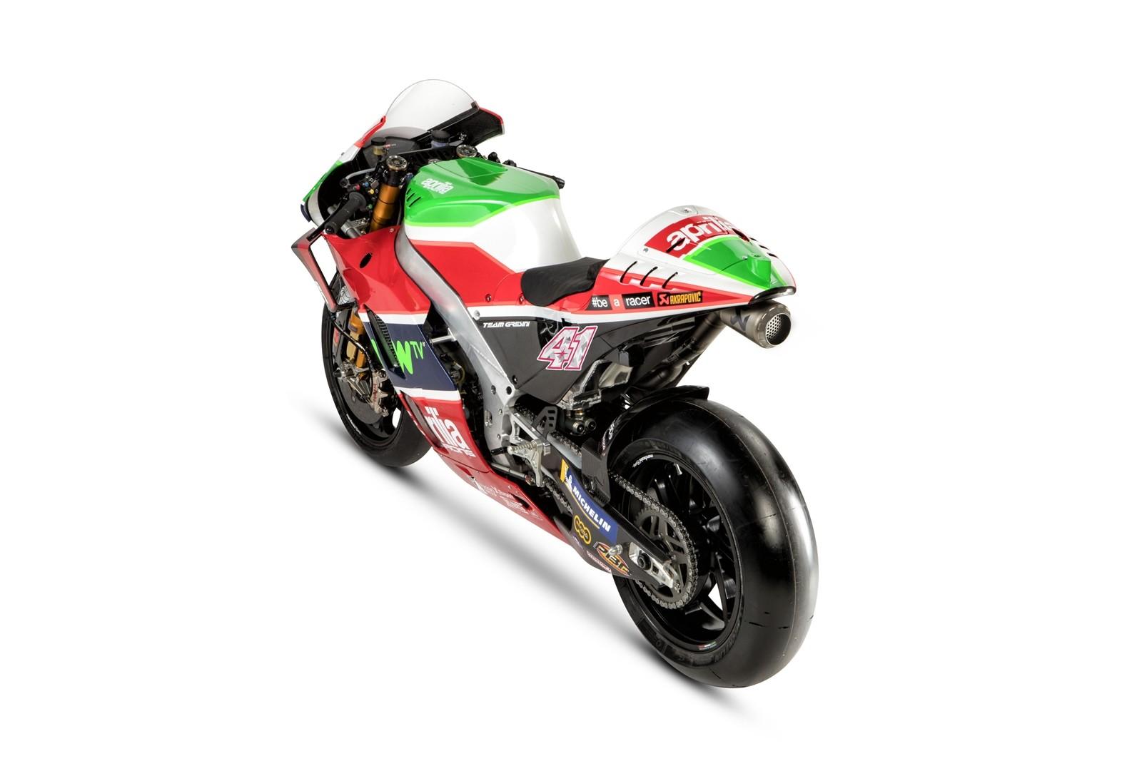 Foto de Aprilia Racing Team Gresini MotoGP 2018 (13/52)
