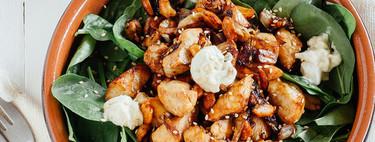 17 recetas fitness altas en proteínas