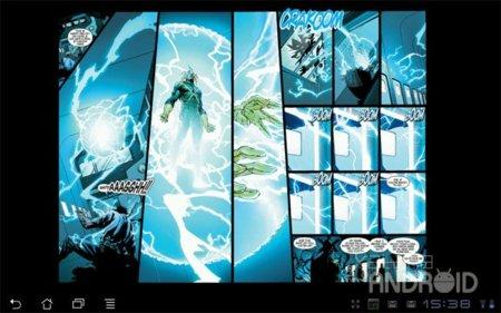 Marvel Comics en Android