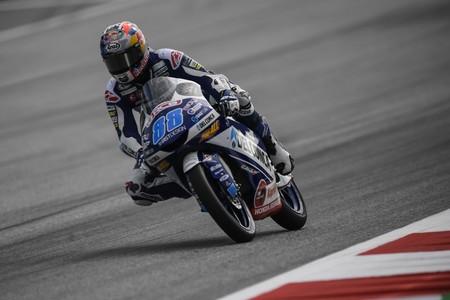 Jorge Martin Moto3 Motogp Austria 2018
