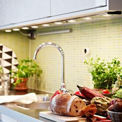 Foto 1 de 4 de la galería cocina-retro-moderna en Decoesfera