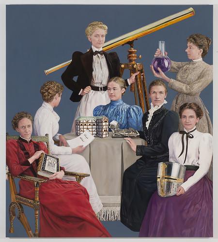Estas son las primeras siete mujeres que obtuvieron un doctorado en Yale y que hicieron historia con ello
