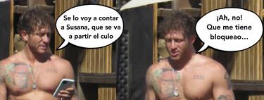 'OnlyFans' le propone a Gonzalo Montoya posar desnudo en una de sus cuentas y esta ha sido su respuesta