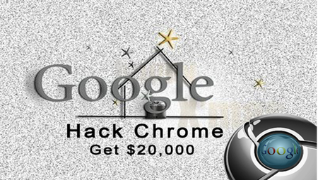 Google ofrece un millón de dólares en recompensas por hackear Chrome