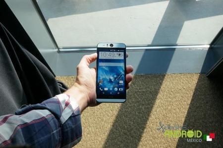 HTC Desire EYE, el nuevo smartphone Android de HTC centrado en selfies