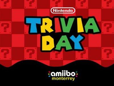 ¿Eres un conocedor de Nintendo? ¡Participa en el Nintendo Trivia Day en Monterrey!