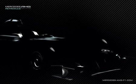 Mercedes AMG nos enseña dos teaser del nuevo W03