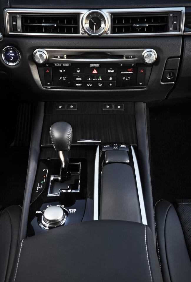 Foto de Lexus GS 450h (2012) (33/62)