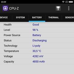 Foto 8 de 34 de la galería xiaomi-mi-max-benchmarks en Xataka Android