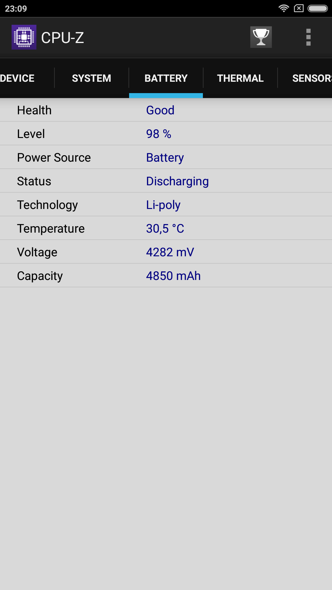 Foto de Xiaomi Mi Max, benchmarks (8/34)