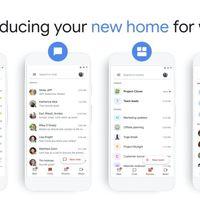 Se filtra el nuevo diseño de Gmail: correo, chats, grupos y videollamadas de Google en una misma app o ventana