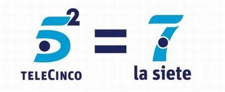 Telecinco 2 se convierte en La siete