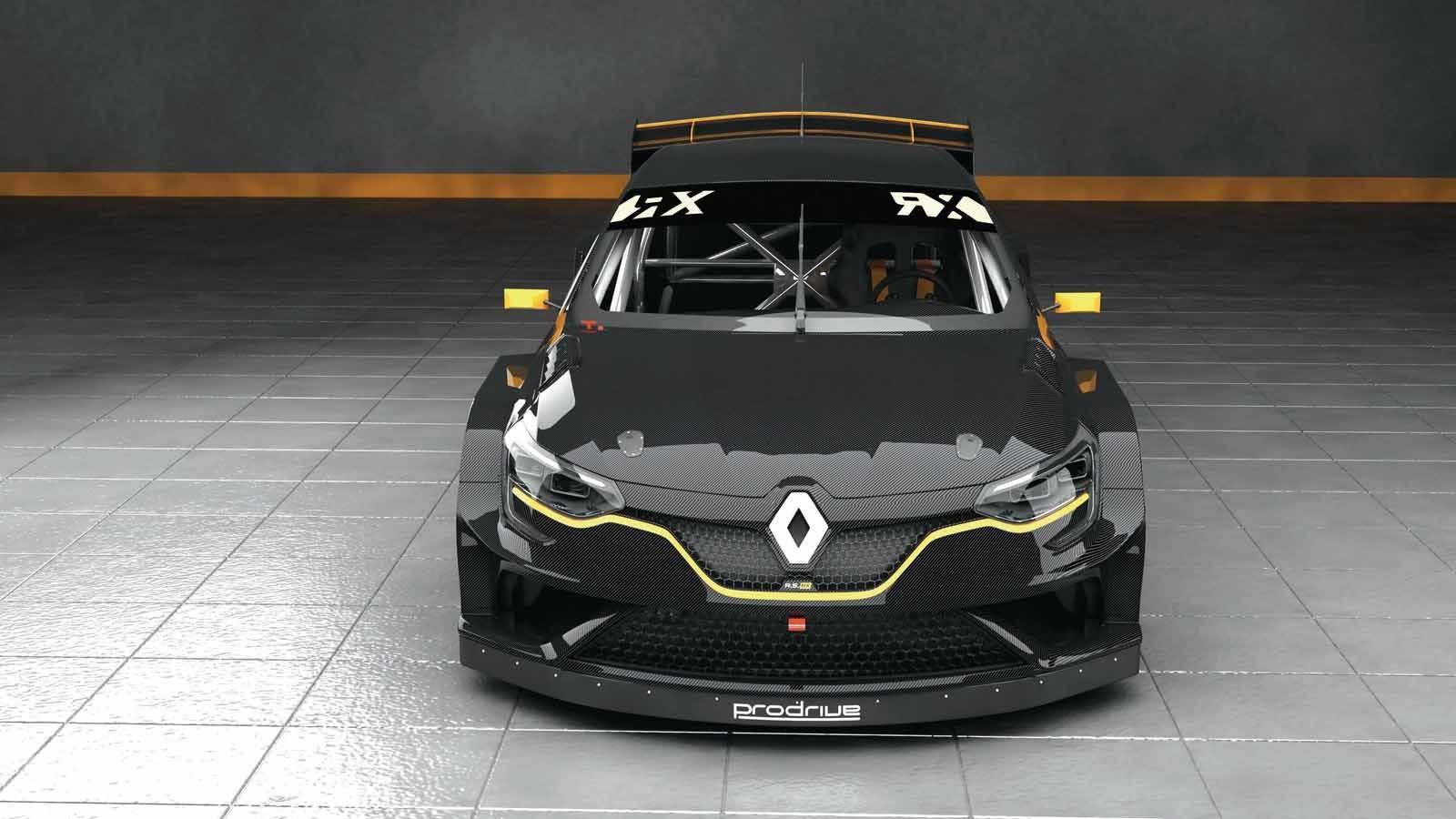Foto de Renault Mégane RX Prodrive (4/7)