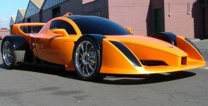 Hulme, el superdeportivo de Super Cars LTD
