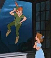 Detrás de cada Peter Pan hay una Wendy
