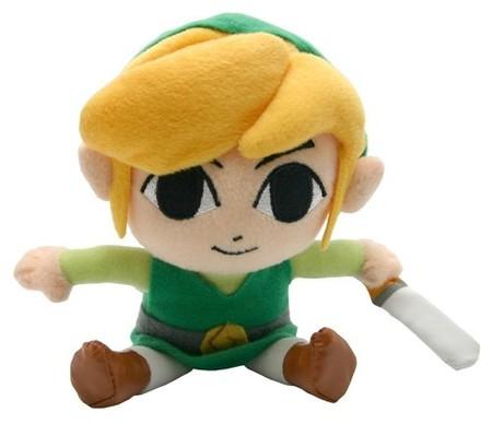 Link Muñeco peluche