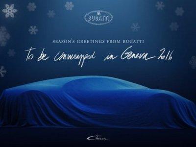 7 datos sobre el Bugatti Chiron para acabar el año con la boca abierta