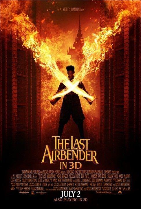 Foto de 'Airbender: El último guerrero', tres nuevos carteles (2/3)