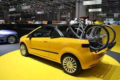 Fiat Grande Punto Cabrio