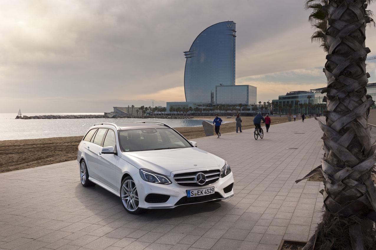 Foto de Mercedes-Benz Clase E 2013 (presentación) (29/48)