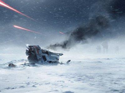 Imagen de la semana: la denigrante comparación entre el próximo Star Wars Battlefront con el anterior