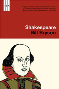 'Shakespeare' de Bill Bryson