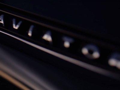 Lincoln rescata el nombre Aviator y su adelanto estará en el Auto Show de Nueva York