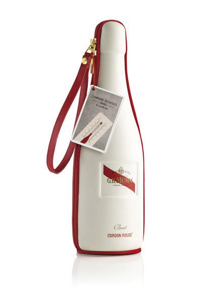 G.H. Mumm Protocole Bag, repasamos cómo se debe enfriar el champagne según el Protocolo nº 14