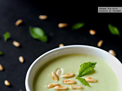 Nueve refrescantes sopas frías y gazpachos para sobrellevar el calor