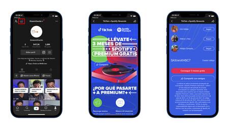 Tiktok Spotify