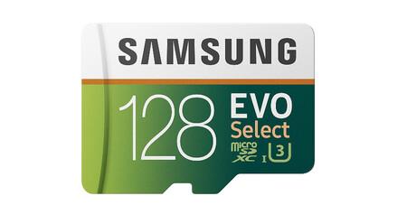 Samsung Evo Select 128 Gb Microsd