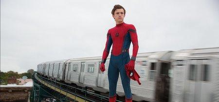 Spider-Man tuvo un increíble cameo en 'Iron Man 2' y es un pilar básico en el futuro de Marvel
