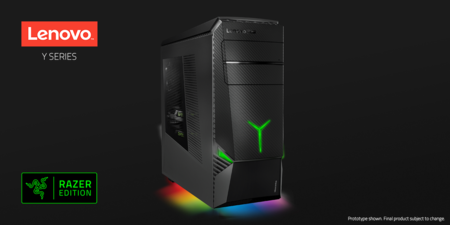 Lenovo une fuerzas con Razer para inyectar el ADN gamer a PCs y nuevos dispositivos