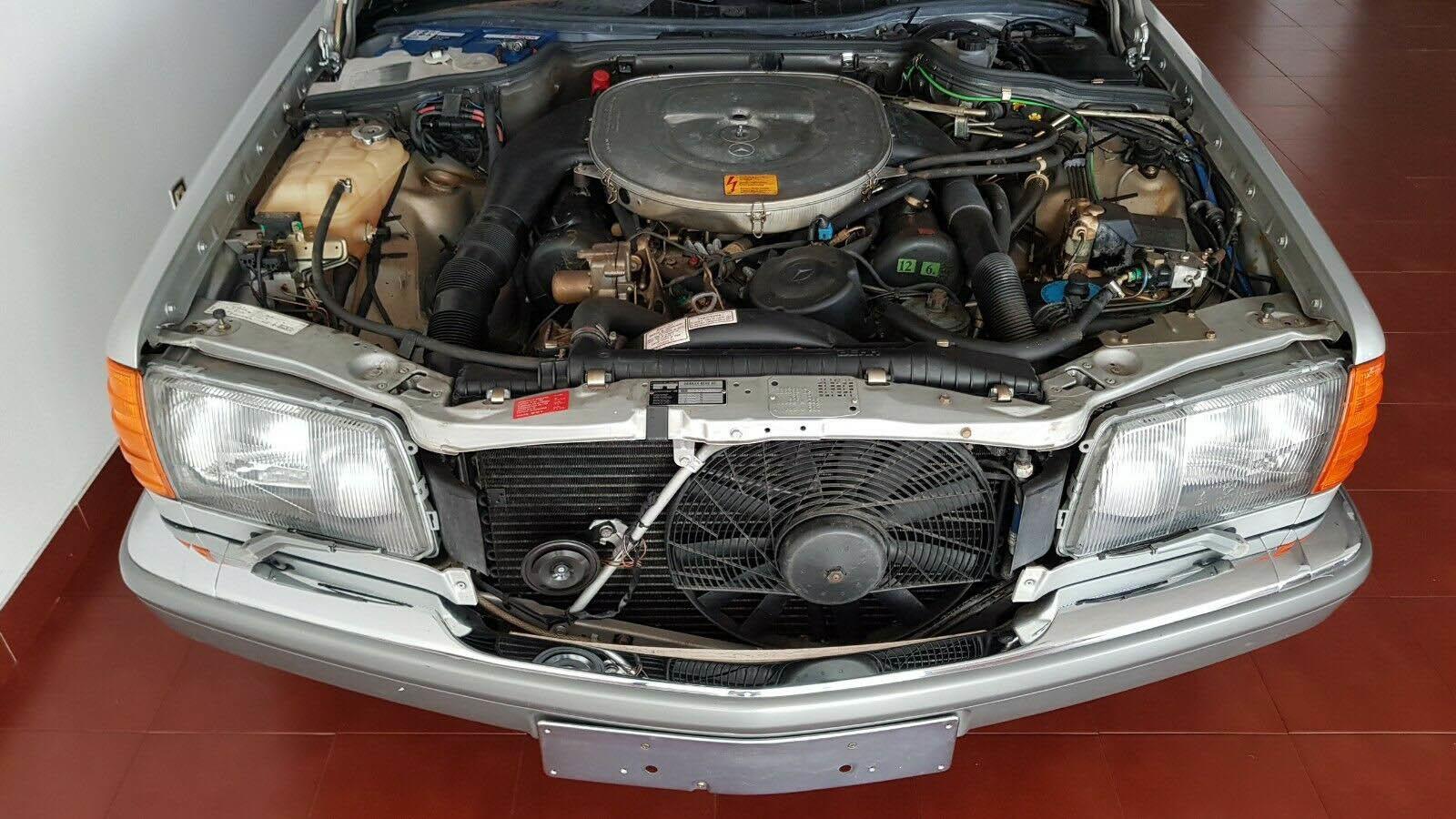 Foto de Mercedes 560 SEL 1986 (17/18)