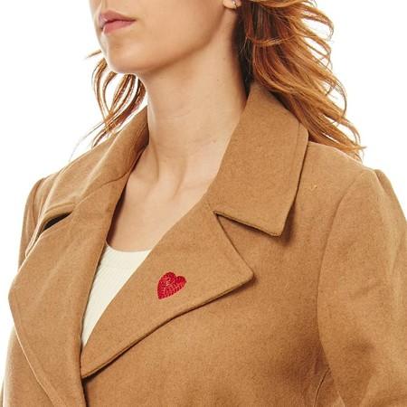 Este abrigo de Desigual puede ser tu mayor aliado este otoño, por 73 euros y envío gratis con el Super Weekend de eBay