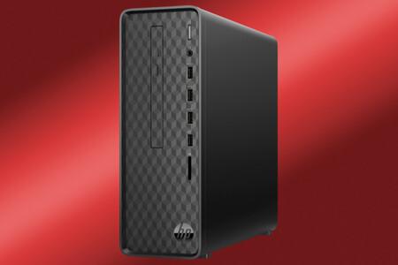 Estrena PC de sobremesa para la vuelta al cole por muy poco: HP Slim S01 con AMD Ryzen 3 y 256 GB SSD a 264 euros en Amazon