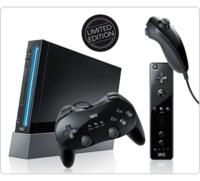 La Wii en color negro llega pronto a Europa