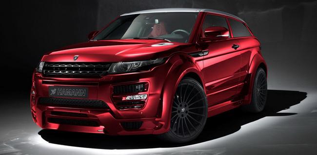 Hamann Motorsport mete mano al Range Rover Evoque