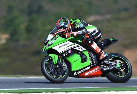 Superbikes Portugal 2014: Tom Sykes domina SBK, prometedora igualdad en SSP