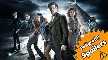 'Doctor Who' se embrolla al final de su sexta temporada